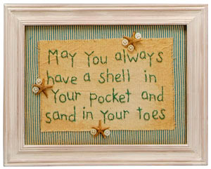 Coastal Quote Stitcheries