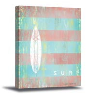 Surf Canvas Art
