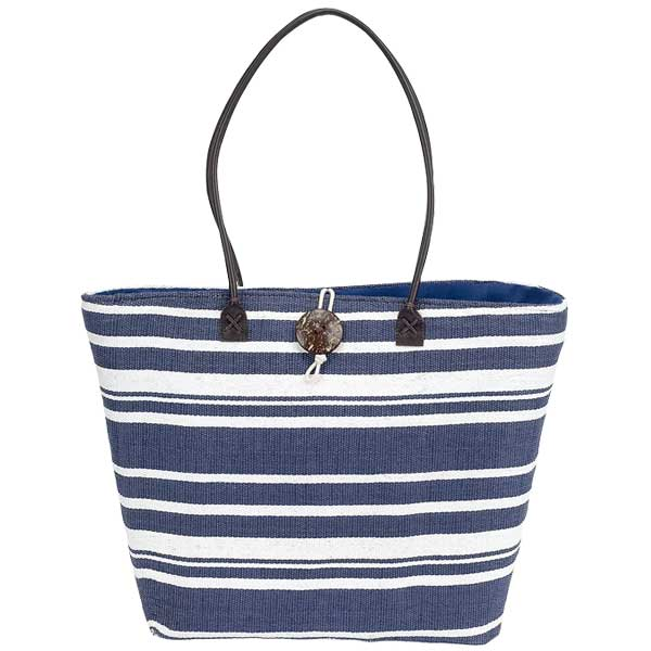Cascade Cream Beach Tote