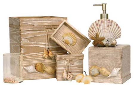 Beachcomber Bath Accessories