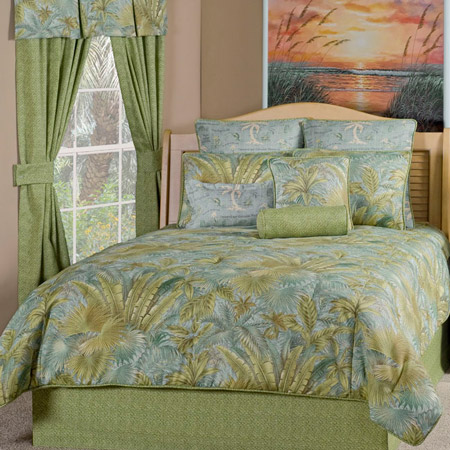 Bahamian Surf Grand Suite Bedding Set