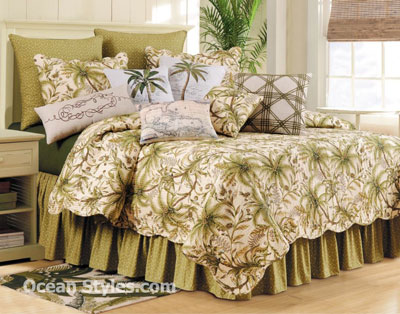 Barbados Sand Luxury Oversized Quilt