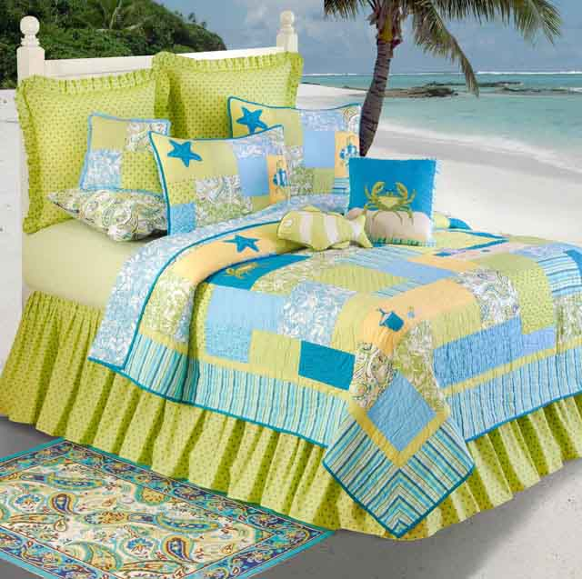 Beach Bedding Oceanstyles Com
