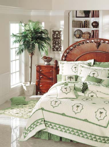 Martinique Full/Queen Luxury Quilt
