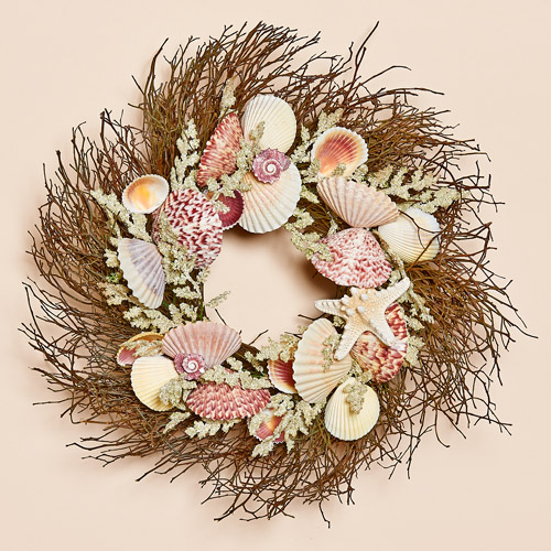 "Heirloom 14"" Twig Wreath"