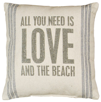 Decorative Beach Pillows