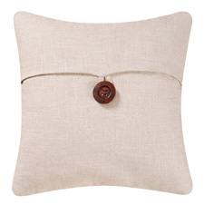 Natural Feather Down Throw Pillow