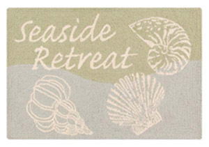 Seaside Retreat Accent Rug