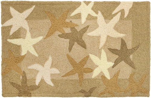 Starfish Field Memory Foam Mat