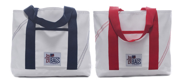 Mini Sailcloth Tote Bag